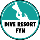 Dive Resort Fyn Logo
